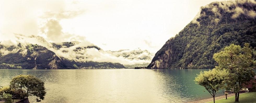 Urnersee, Schweiz, Lake Lucerne, Switzerland