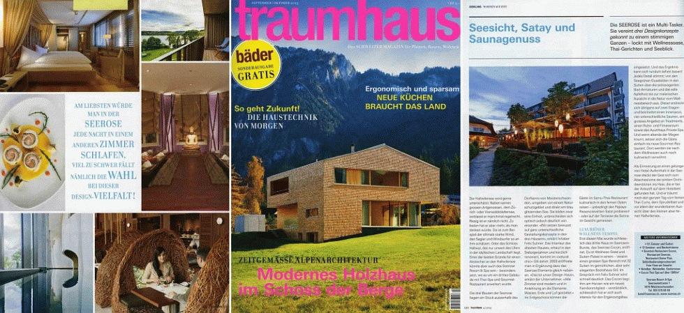 Seerose Resort & Spa - Traumhaus