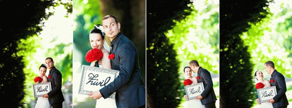 Zivile Hochzeit in Winterthur - Villa Lindengut - Schloss Wülflingen - projectphoto.ch