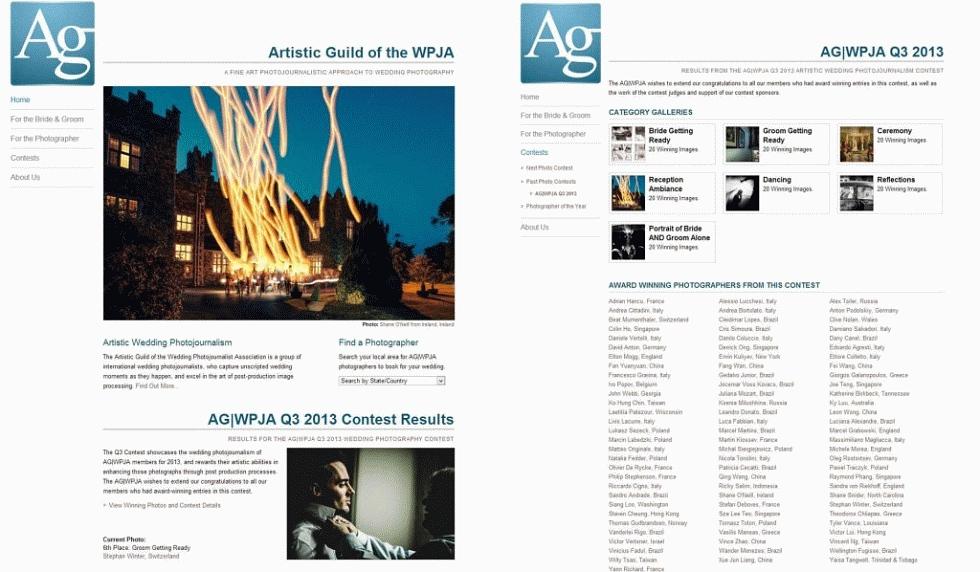 AGWPJA - Award Winning Photos - projectphoto.ch - Stephan Winter