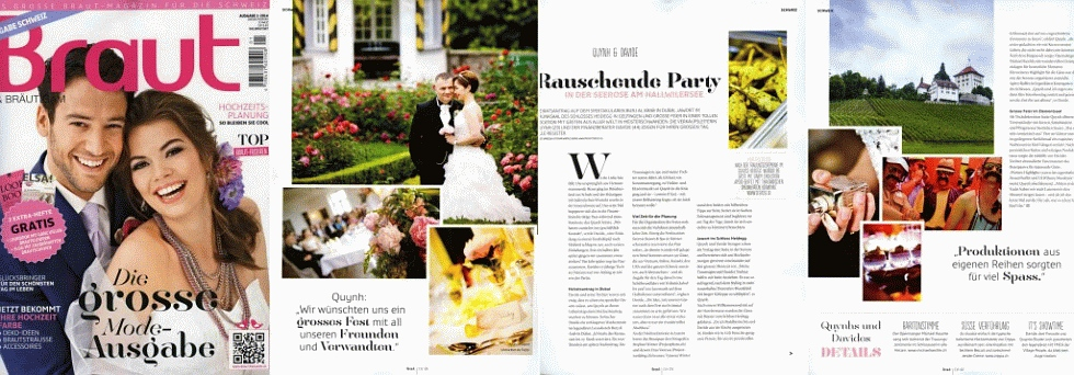 & Bräutigam Ausgabe 1-2014