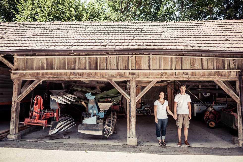 Paarfotoshooting Karin & Peter - projectphoto.ch