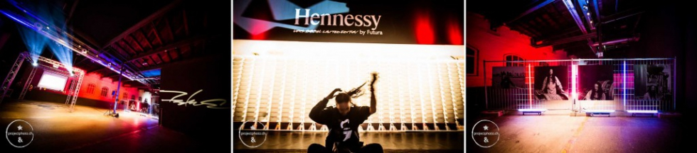 Moet Hennessy by Futura - projectphoto.ch