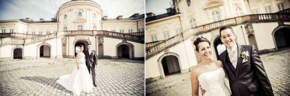 Hochzeit in Stuttgart & Schloss Solitude