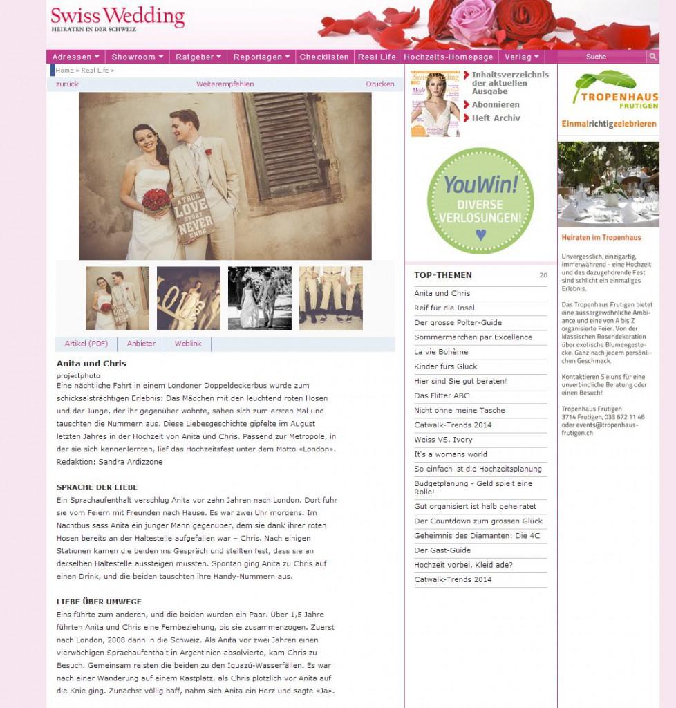 Swiss Wedding Ausgabe_3_2014 online_1