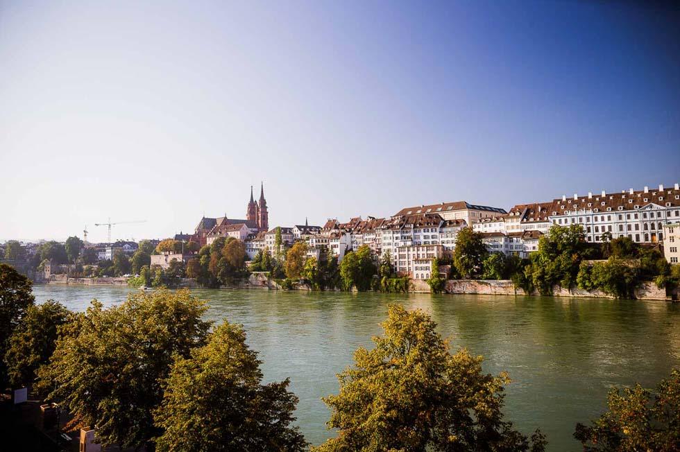 Regula & Nick, Hochzeit in Basel