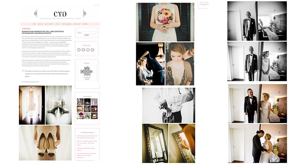 Create your Day - Hochzeitsblog, Hochzeit Ariana & Vedran