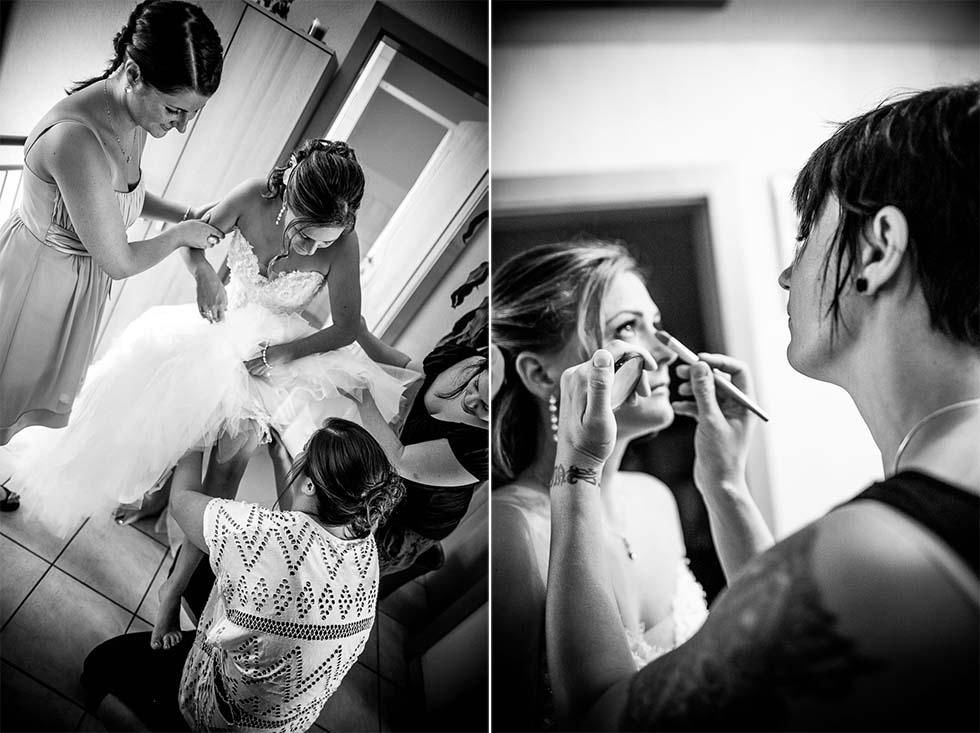 Hochzeit Manuela & Oli, Hochzeit in Liechtenstein