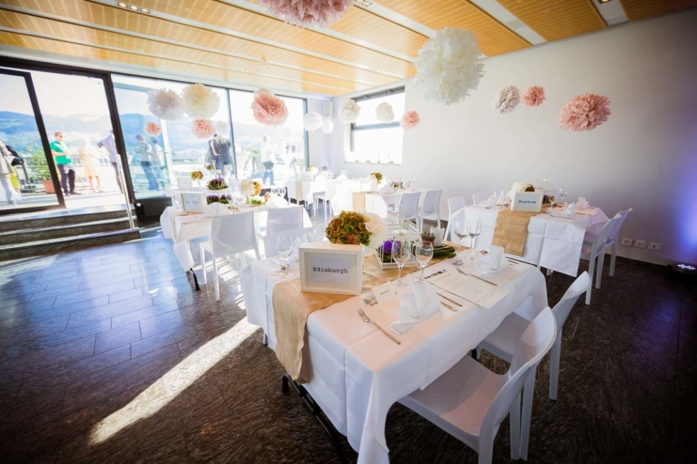 Eventdekoration - projectphoto.ch & projectwedding.ch