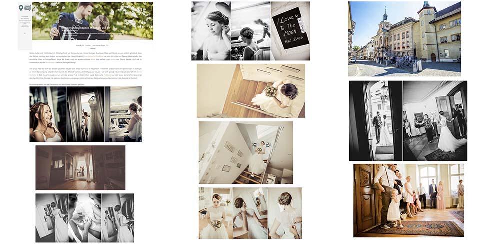 wedmap features projectphoto.ch - Hochzeit Maja & Cédric