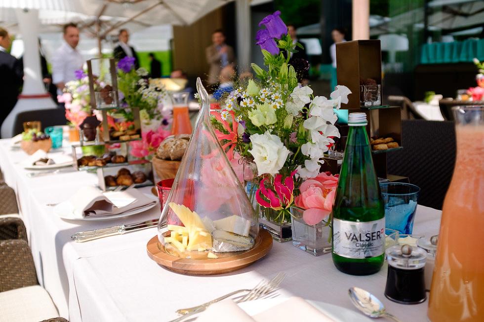 Zankyou Breakfast Wedding Club