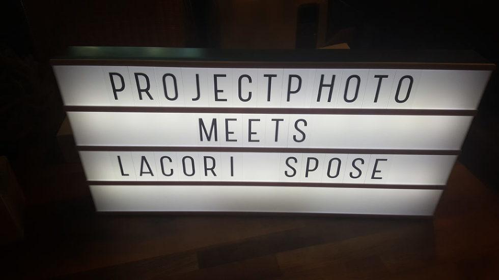 projectphoto.ch & Lacori Spose auf der Fest- und Hochzeitmesse in Basel