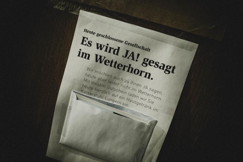 Hochzeit in Hasliberg im Hotel Wetterhorn - projectphoto.ch