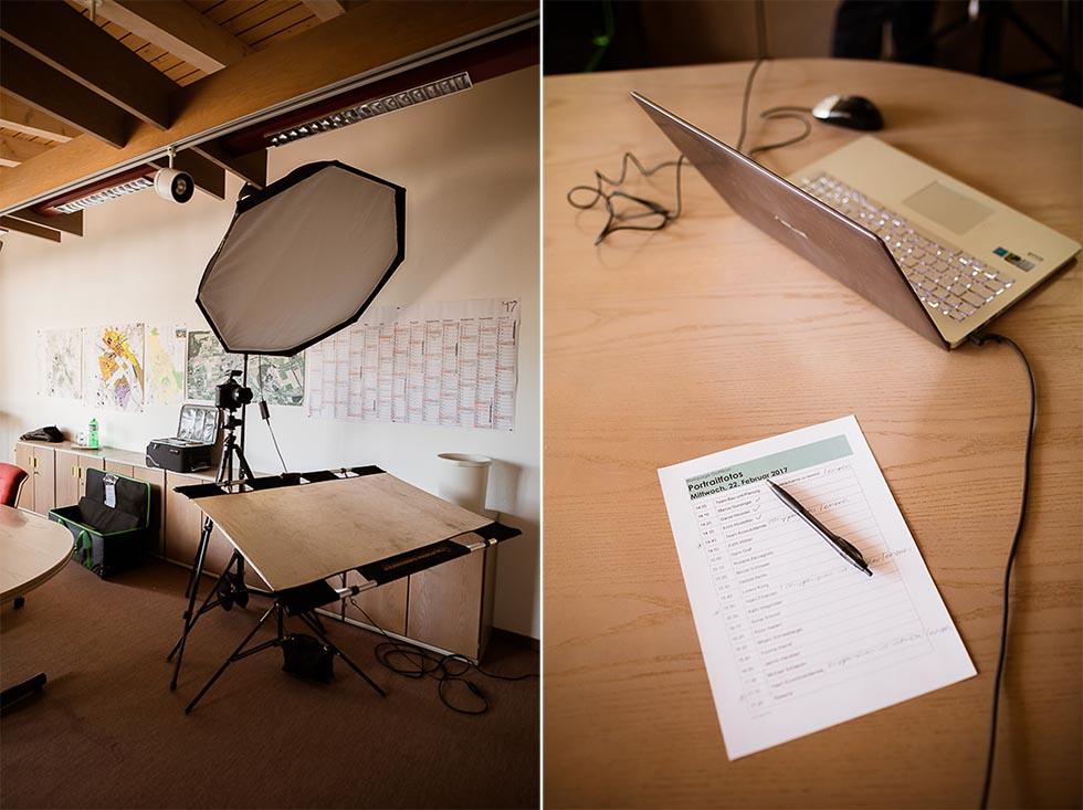 Businessportraits, Gemeinde Dottikon. projectphoto.ch