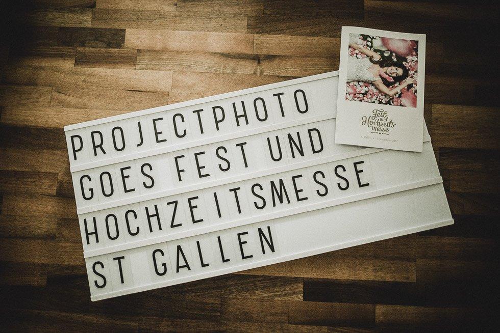 Fest- und Hochzeitsmesse St. Gallen 2017, projectphoto.ch