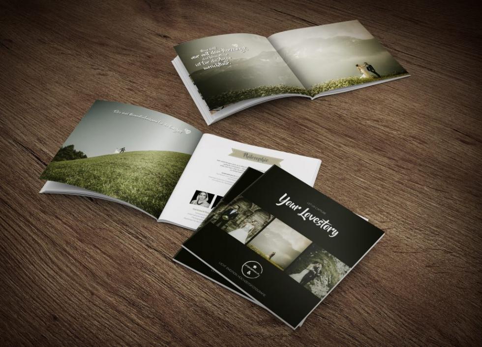 Neue Broschüre projectphoto.ch