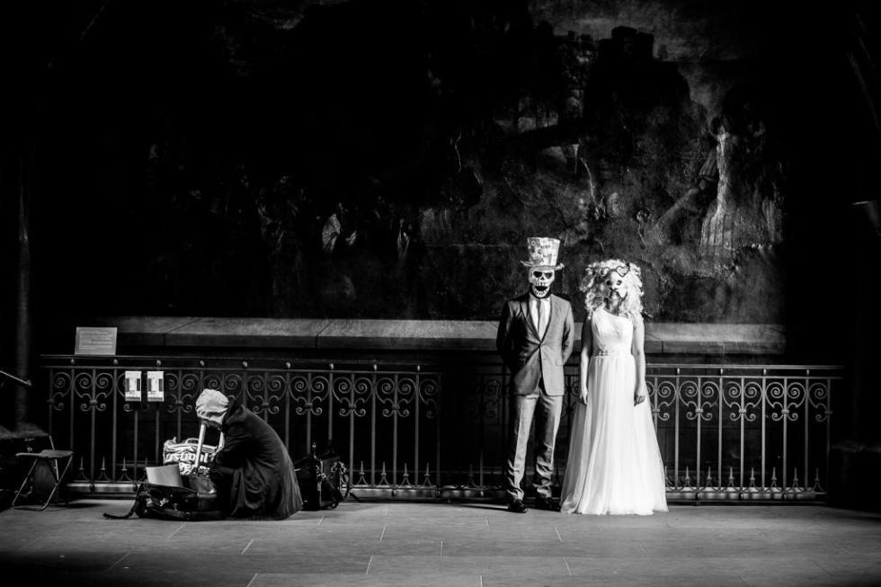 Dia de los muertos, Fasnachts Styled Shooting, projectphoto.ch