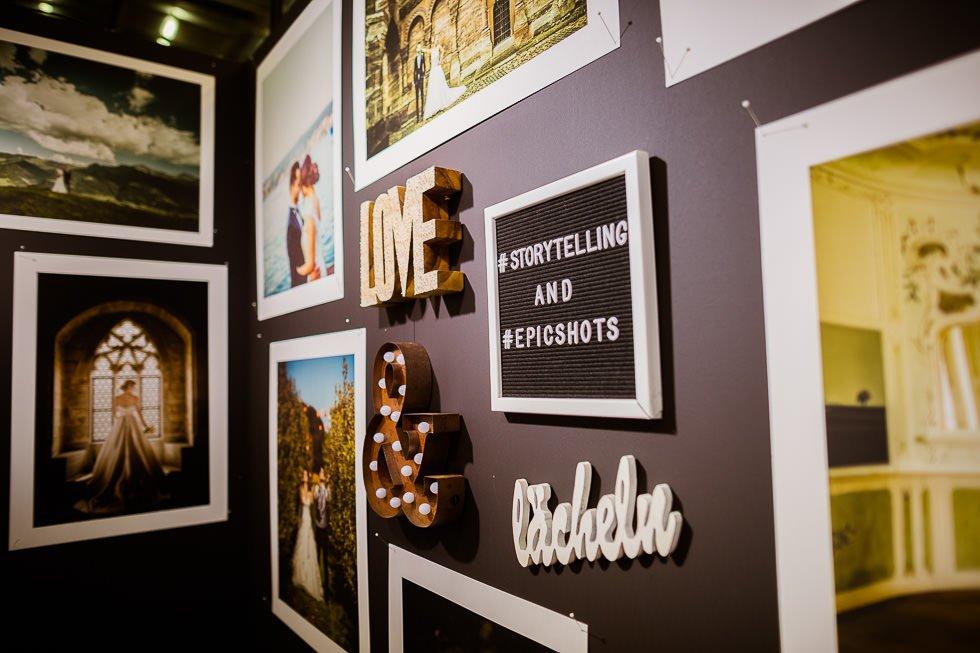 projectphoto.ch auf der Fest- und Hochzeitsmesse St. Gallen 2017 - Impressionen