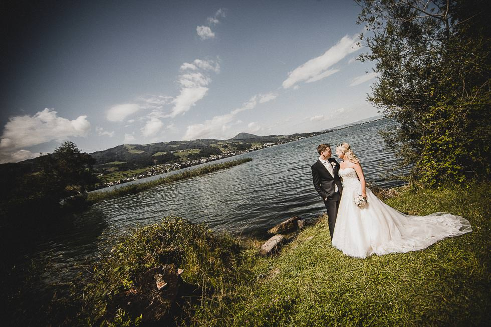 Hochzeit am Zürich- und Vierwaldstättersee - Marina Lachen & Campus Hotel Hertenstein -projectphoto.ch