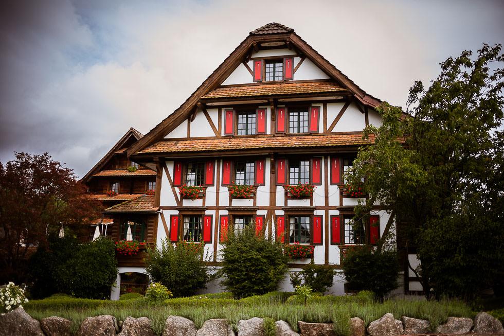 Hochzeit in Villmergen & Oensingen - Schloss Neu-Bechburg