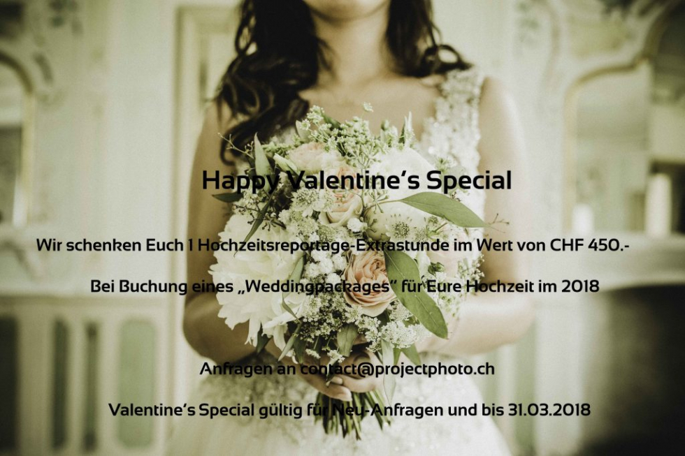 Valentins Special 2018 projectphoto.ch