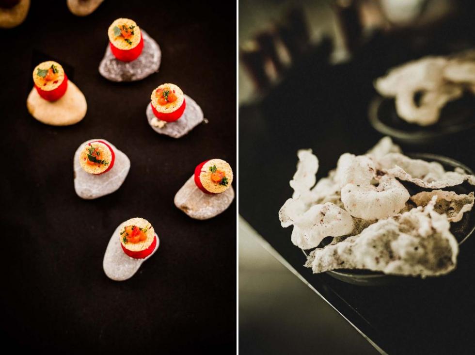 Produktfotografie oder das Essen an Hochzeiten - projectphoto.ch