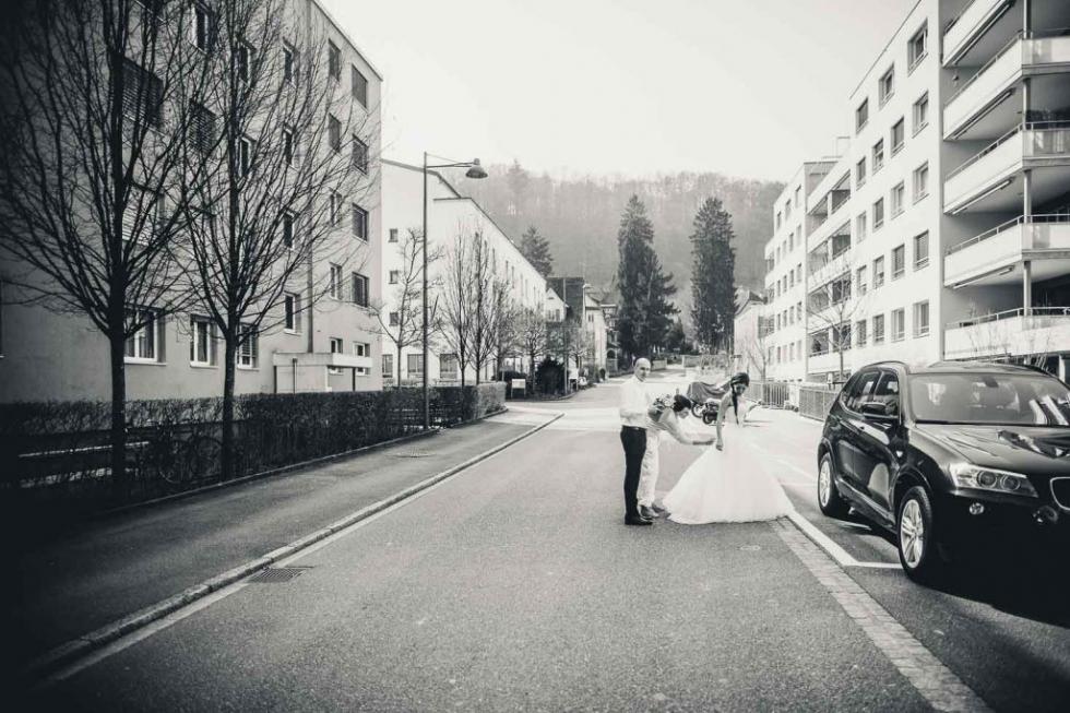 Hochzeit in Baden - Villa Boveri & Hotel Blume & Casino Baden - projectphoto.ch