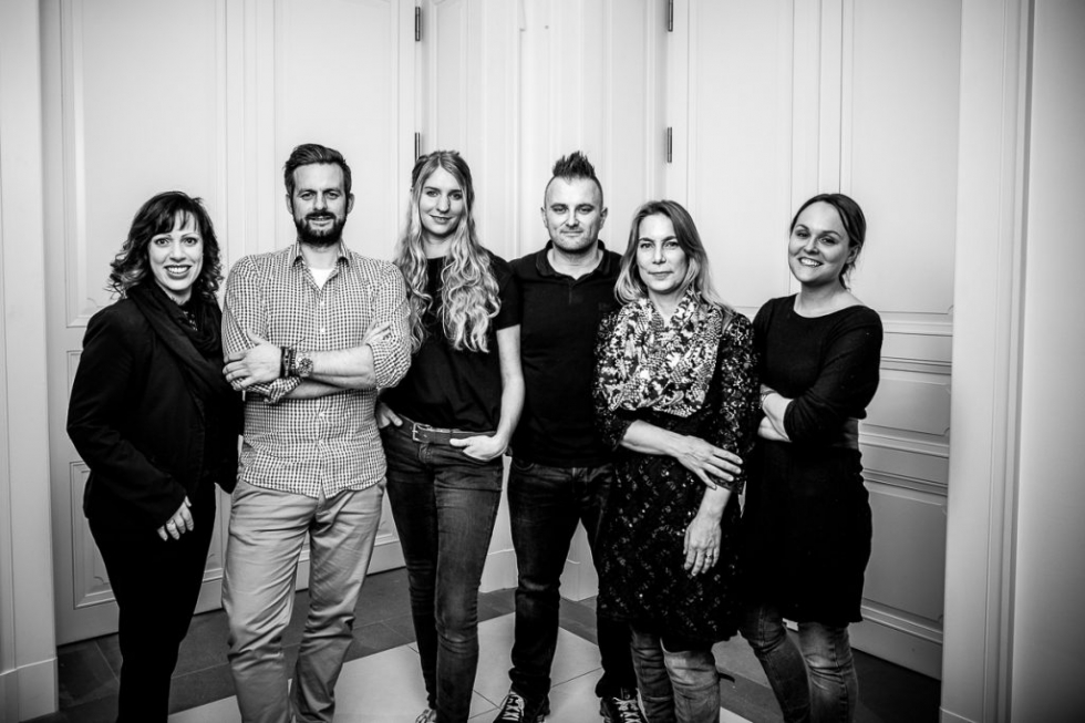 Gruppenfoto projectphoto.ch 2018