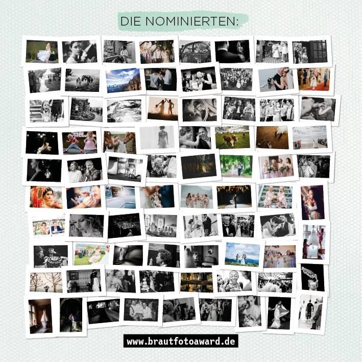 projectphoto.ch ist nominiert für den Braut Foto Award 2018