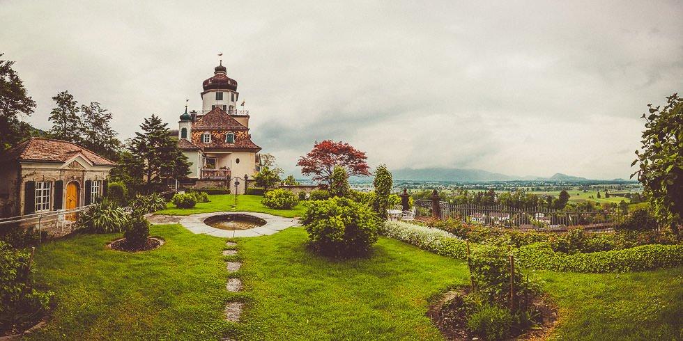 Hochzeit im Rheintal - projectphoto.ch