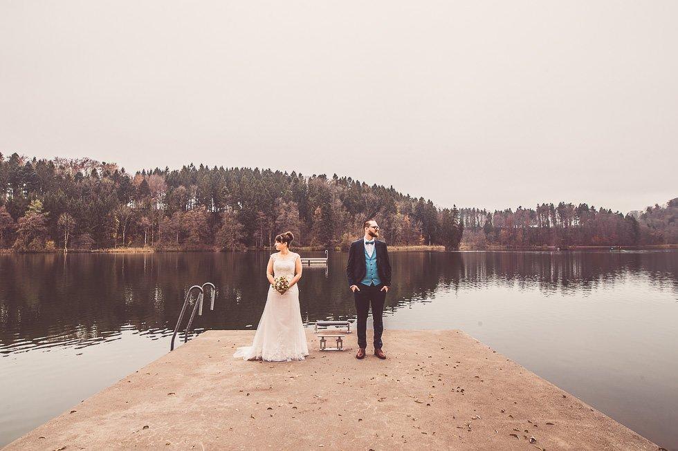 November-Hochzeit am Türlersee - projectphoto.ch