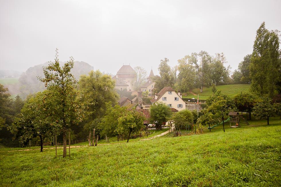 Hochzeit auf Schloss Wildenstein & Bad Bubendorf - projectphoto.ch