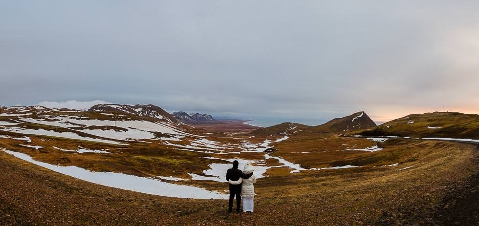Elopement Wedding in Iceland - Part 2 - projectphoto.ch