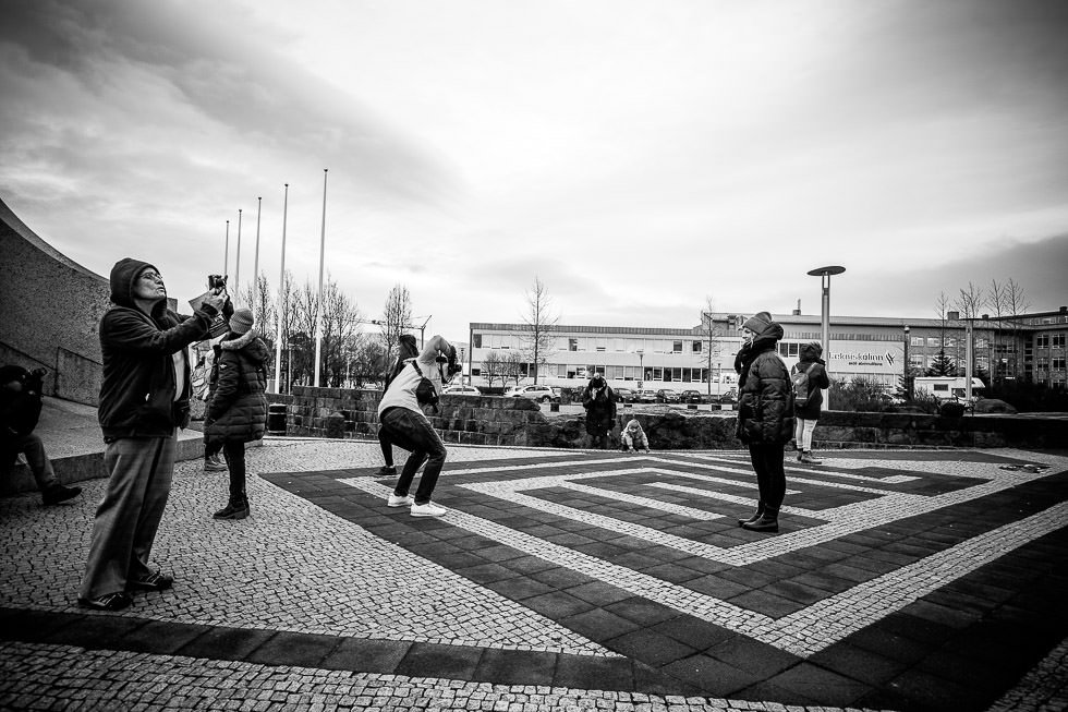 Streetphotography in Reykjavik by projectphoto.ch