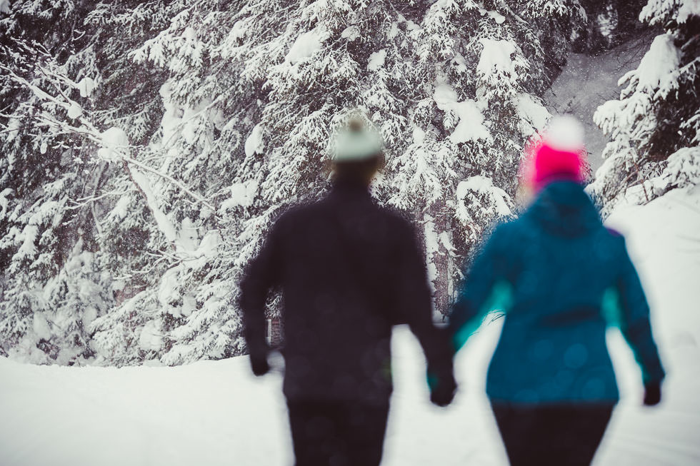winter engagement photo shoot in tyrol austria - projectphoto