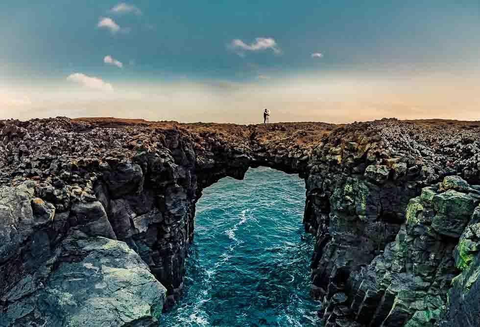 Hochzeit zu zweit in Island - Kooperation Island Tours & Pink Iceland & projectphoto.ch